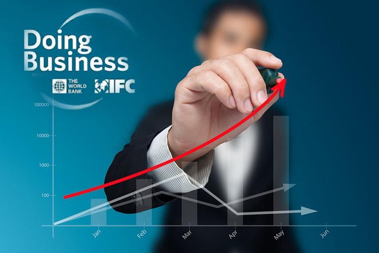 Подъем с перезадержкой Россия вошла в топ-30 рейтинга Doing Business