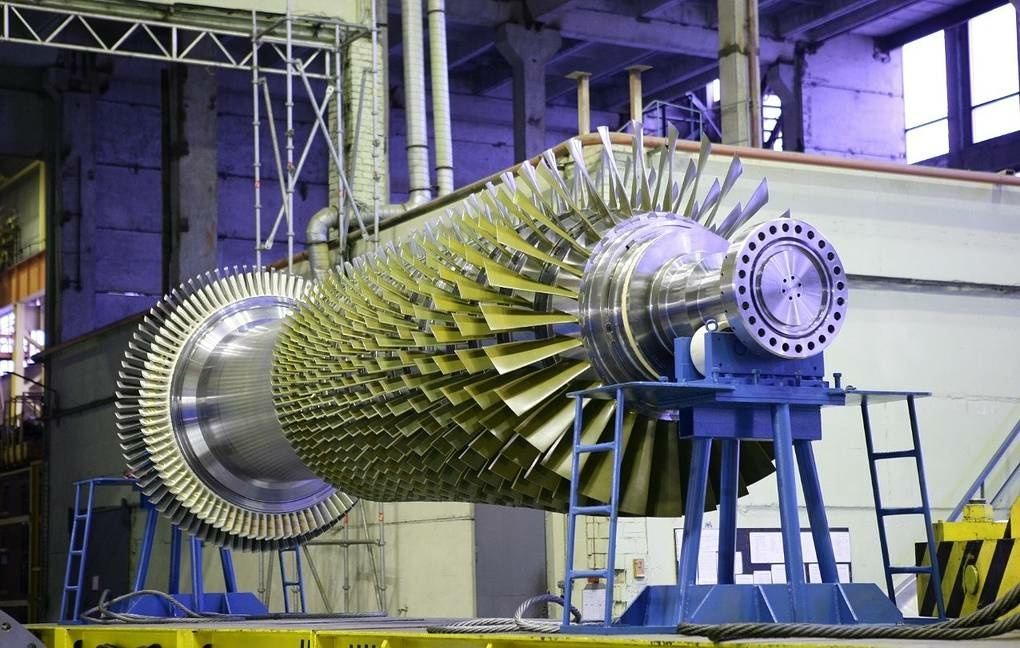 «Силовые машины» перешли к практическому этапу создания газовых турбин большой мощности