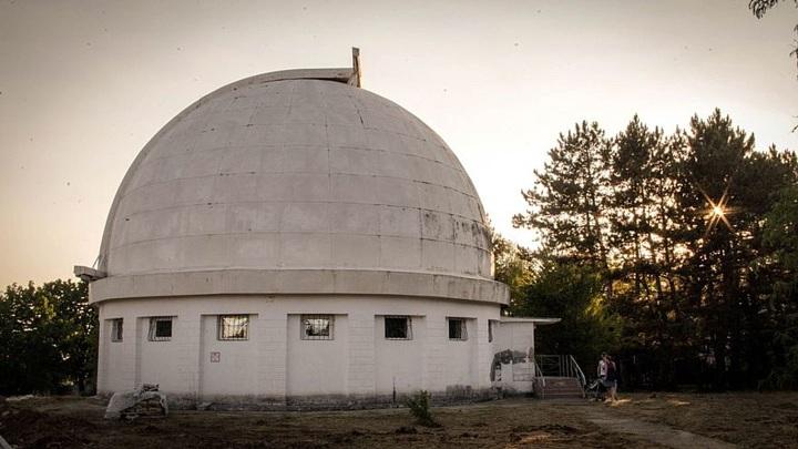 Крымской астрофизической обсерватории РАН - 75 лет!