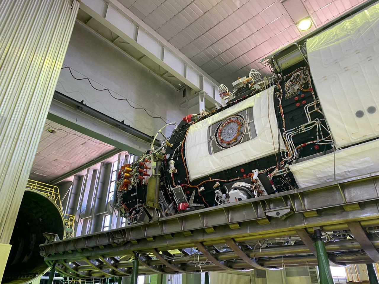 Модуль «Наука» успешно прошёл наземные испытания