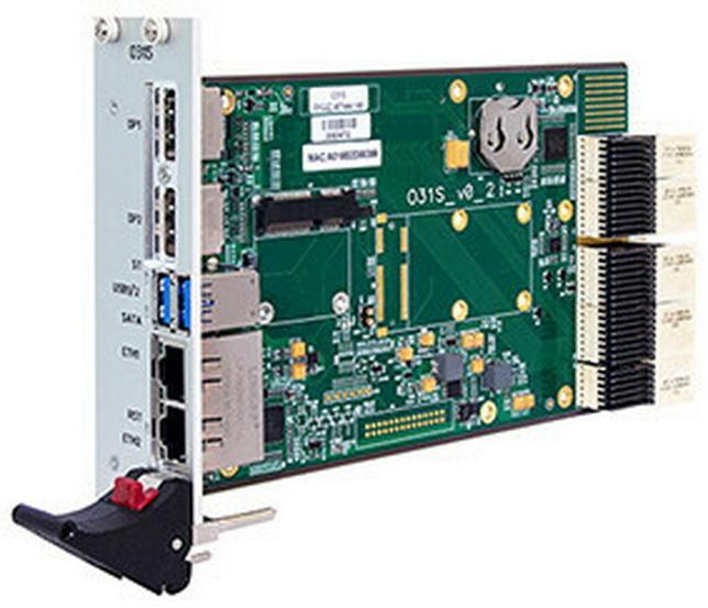 O31S.B — Новый процессорный модуль формата CompactPCI Serial 3U