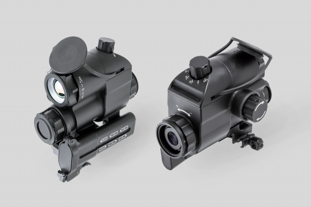 Швабе запустил в серию новый портативный монокуляр — прибор ночного видения и тепловизор