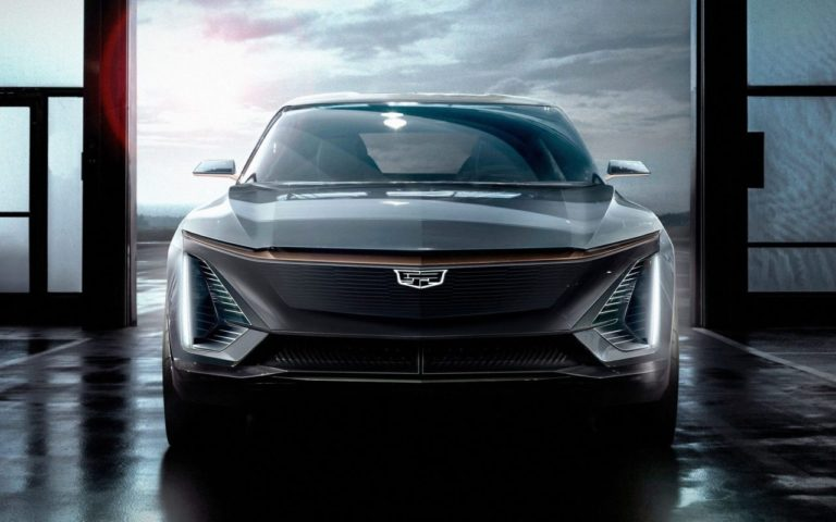 Электромобиль Cadillac Фото GM