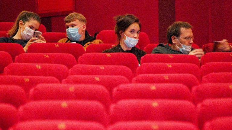 В Москве открылись кинотеатры