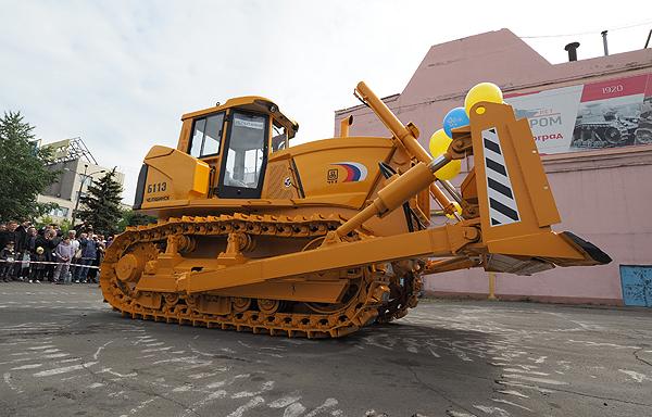 ЧТЗ отметил свой 88-й день рождения презентацией нового трактора